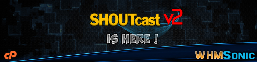 shoutcast server kurulumu